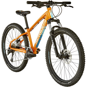 "Serious Shoreline 24"" Disc Kids, orange/blue"